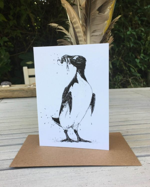 Great Auk Cards
