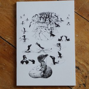 Great Auk Notebook