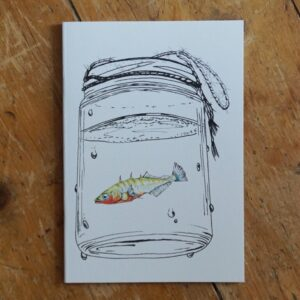 Stickleback A5 Sketchbook