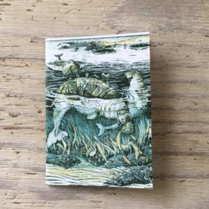 Steller's Sea Cow Family – Pocket Notebook