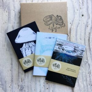 Cnidarians Pocket Notebook Gift Set