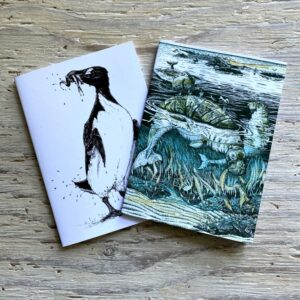 Extinction Awareness Pocket Notebook Set
