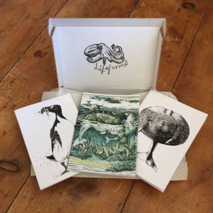 Extinction Pocket Notebook Gift Box