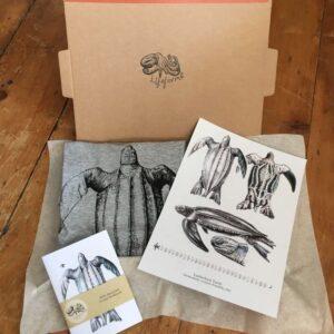 Leatherback Turtle Gift Box