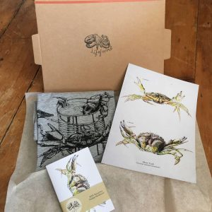 Shore Crab Gift Box