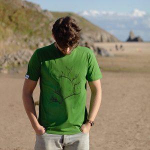 Reindeer Antler t-shirt