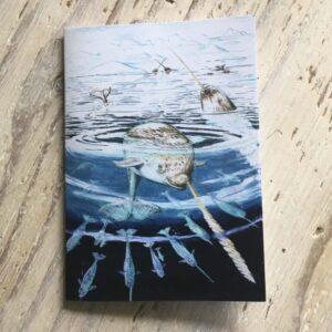 Narwhal Pocket Notebook