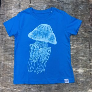 Children's Barrel Jellyfish T-shirt