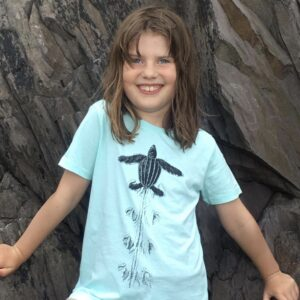 Children's Leatherback Turtle T-shirt