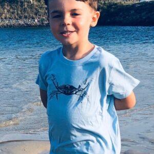 Children's Shore Crab T-shirt