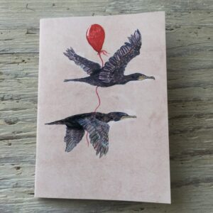 cormorant pocket notebook